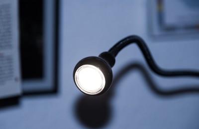 Mini LED Leselampe