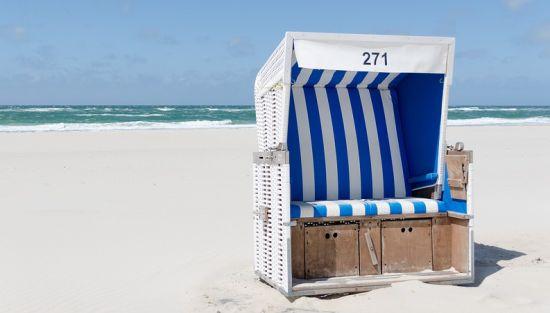 Strandkorb Testsieger