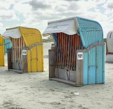Strandkorb bestellen