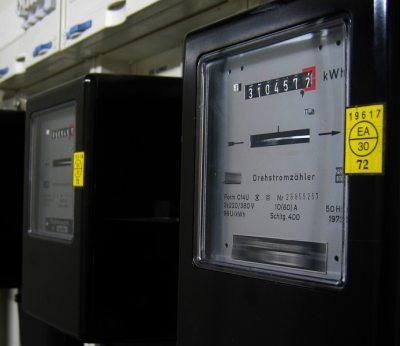 Stromzähler Stromkosten