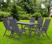 Gartentisch Set