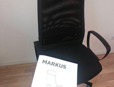 TestErfahrungen TestErfahrungen Markus Ikea Und Aufbauanleitung Ikea Markus Und uPkXZi