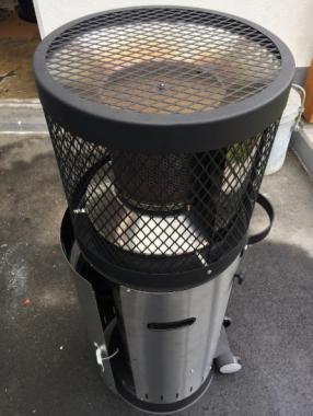 Gas Terassenheizer